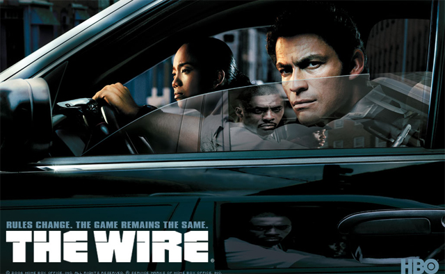the wire serie tv