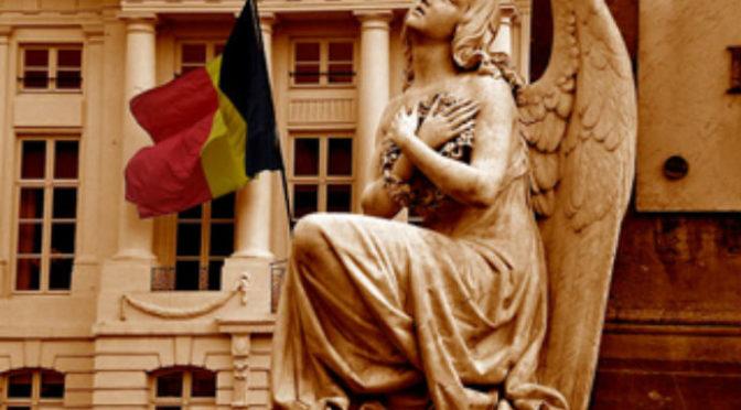 Por si importara: Bélgica desaparece