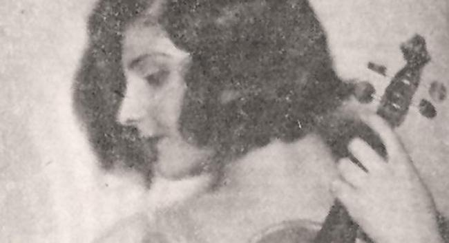 Alma Rosé, música para sobrevivir
