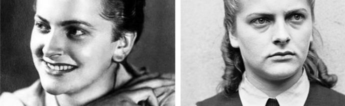 Irma Grese, la bella y la bestia
