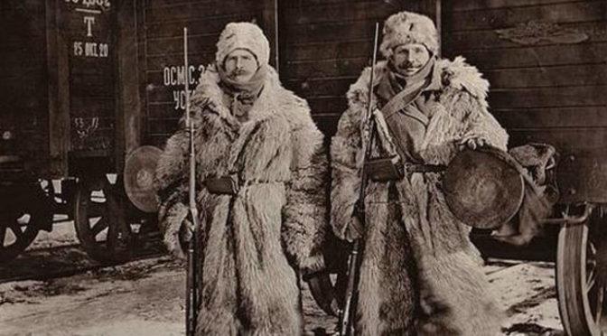 Checoslovacos por Siberia
