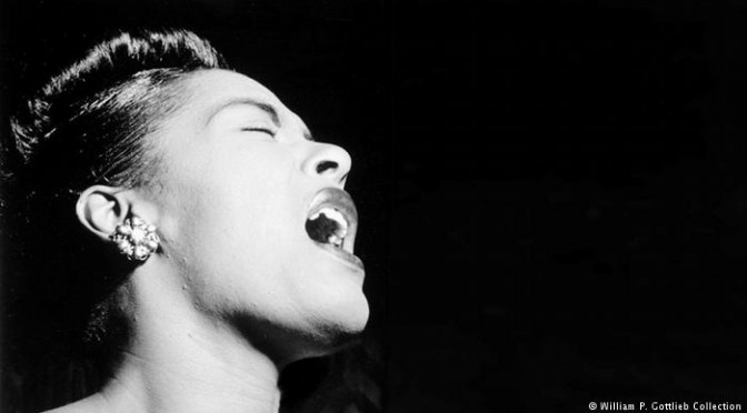 Billie Holiday y su <i>strange fruit</i>