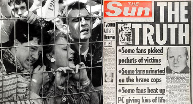 Hillsborough, tragedia + infamia