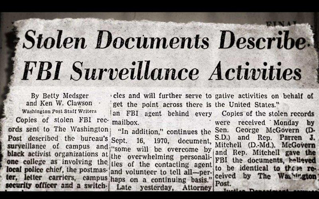 medsger-article-photo-FBI-1971-Media-Washington Post-COINTELPRO