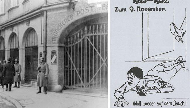 El Münchener Post contra Hitler