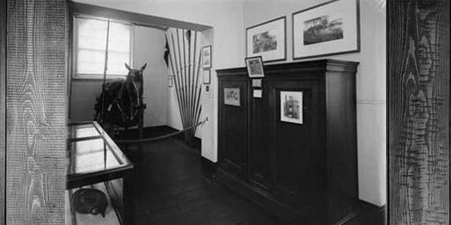 armario-fowler-museo-Winchester-4 años-escondido-guerra mundial