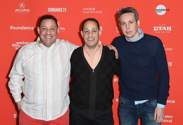Tres desconocidos idénticos - Three Identical Strangers - trillizos Long Island - triplets - Tim Wardle