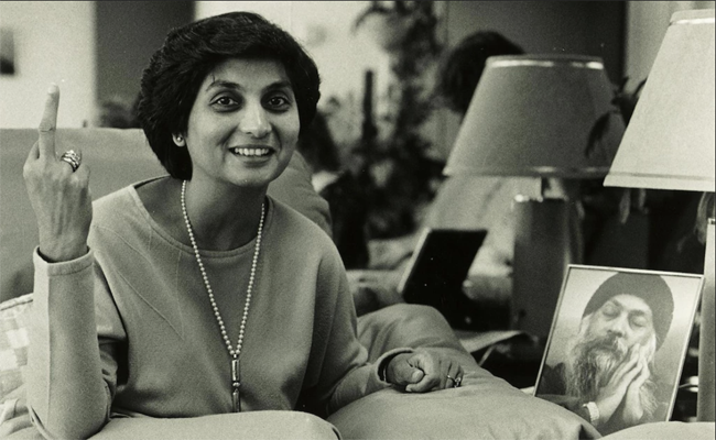 Sheela Silverman, sectas,Estados Unidos,Oregón,Wild Wild Country