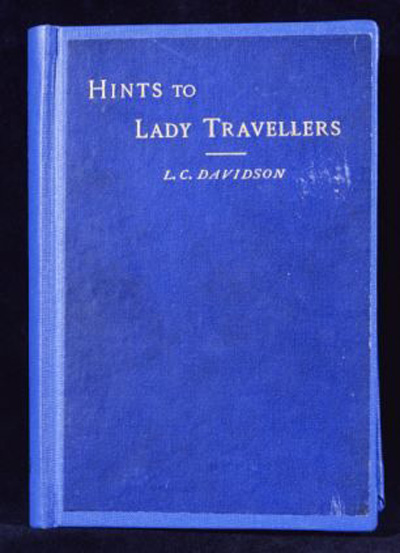 Hints-to-lady-travellers-Lillias-Campbell-Davidson