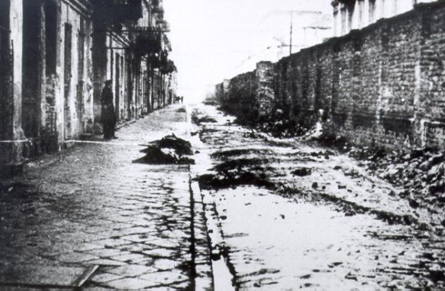 Grupo 13, Grupo Trece, Abraham Gancwajch, Ghetto Varsovia, gueto de Varsovia, Holocausto, Shoa, La Antorcha, Żagiew, judíos colaboracionistas