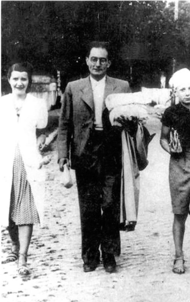 Abraham Gancwajch, Grupo 13, Grupo Trece, Abraham Gancwajch, Ghetto Varsovia, gueto de Varsovia, Holocausto, Shoa, La Antorcha, Żagiew, judíos colaboracionistas